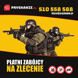 Firma ERPOL z Warszawy oferuje usługi zwalczania karaluchów, pluskiews, komarów, szczurów i innych szkodników. Wykonujemy takie działania, jak deratyzacja, dezyneskcja, dezynfekcja ozonem, wymrażanie i inne usługi.